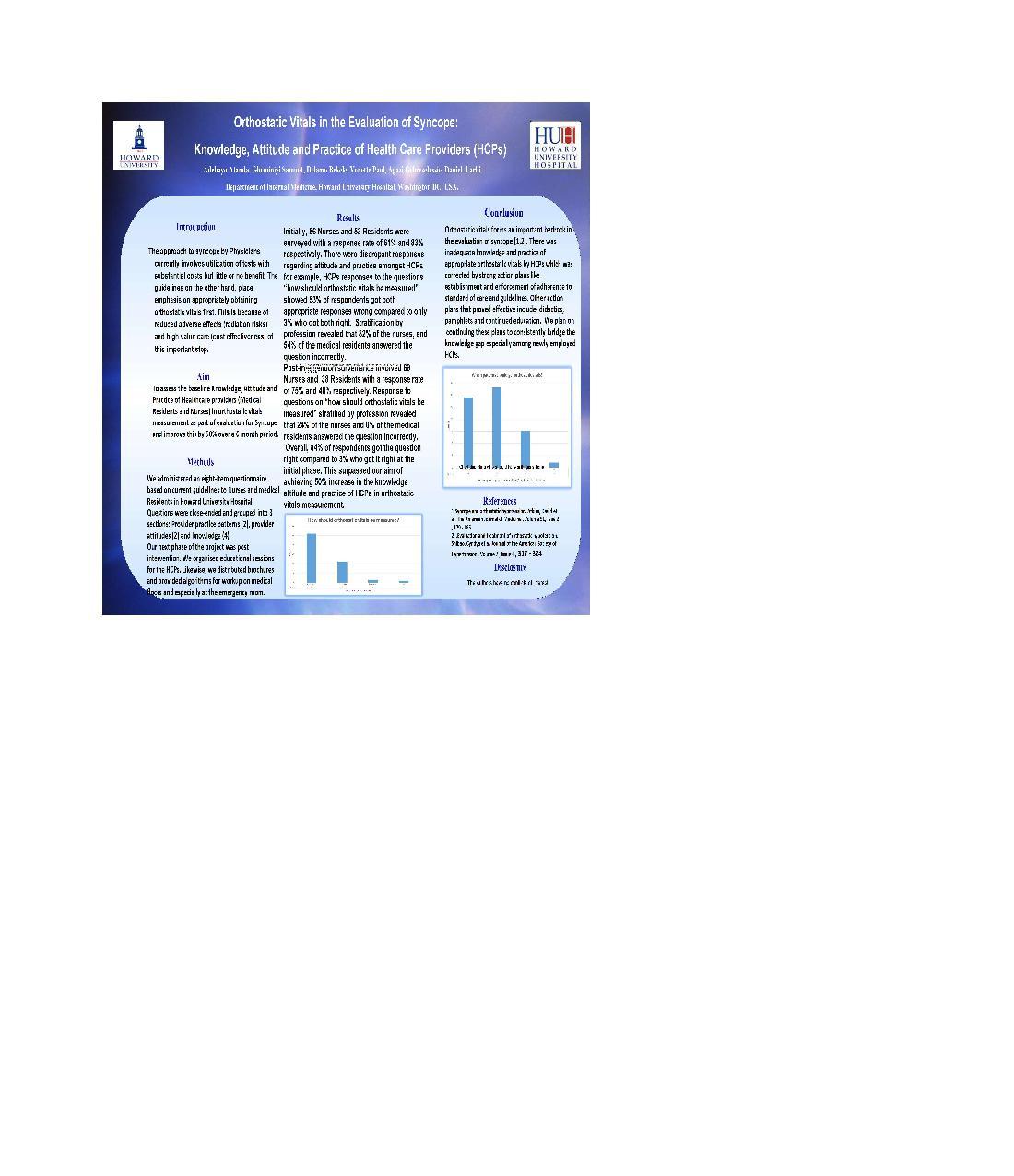 Atanda Orthostatic Vitals